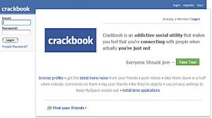 Crackbook