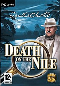 Screenshot of Death on the Nile computer game