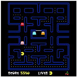 Screenshot of Pac Man