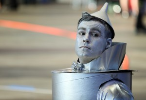 """The Tin Man"" by Kominyetska. Creative Commons license CC BY-NC"