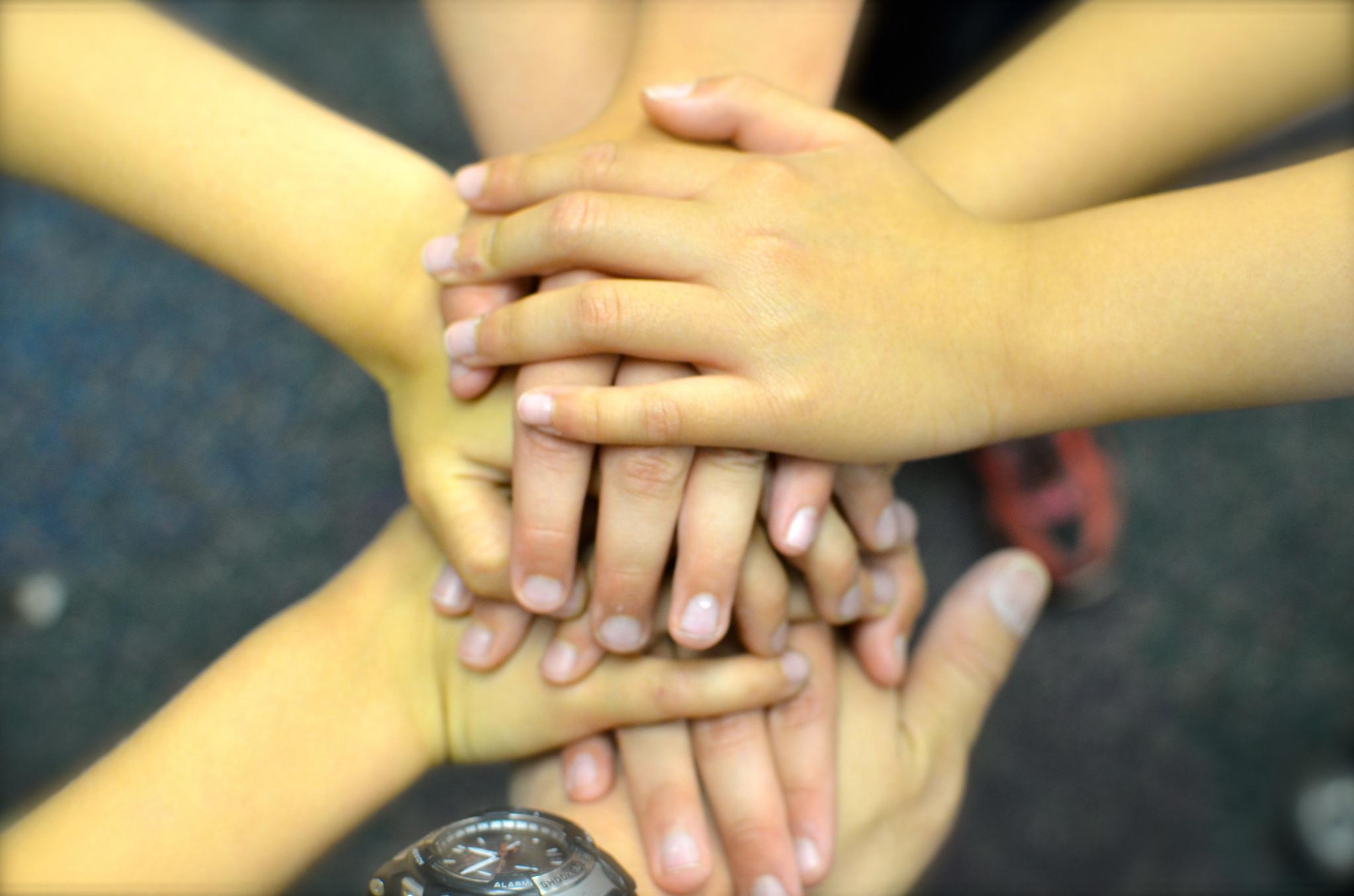 """teamwork 5"" by D I. Creative Commons licence CC BY-NC-SA"